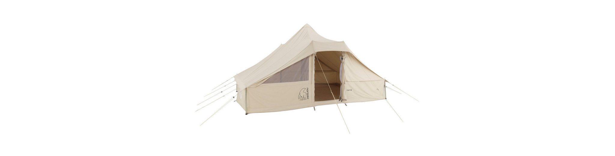 Nordisk Zelt »Utgard 13.2 m² Tent Technical Cotton«