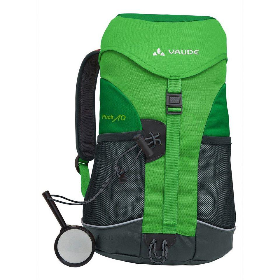 VAUDE Sport- und Freizeittasche »Puck 10 Backpack Kids« in grün