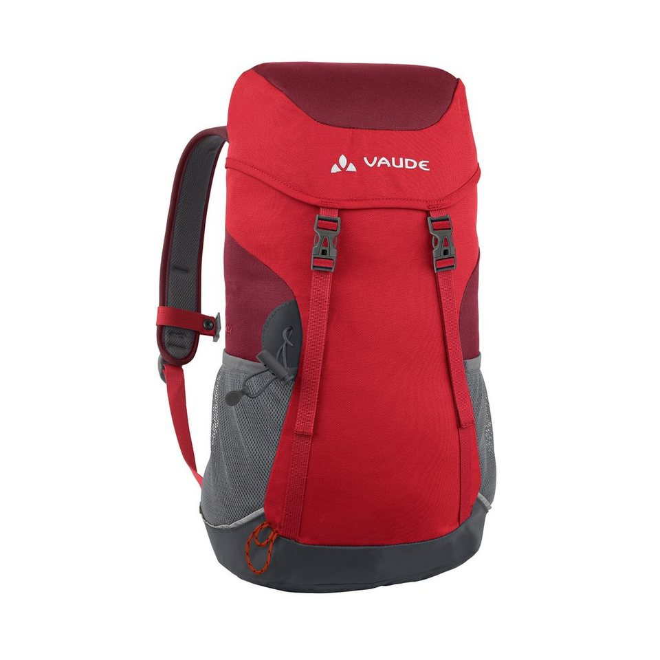 VAUDE Sport- und Freizeittasche »Puck 14 Backpack Kids« in rot
