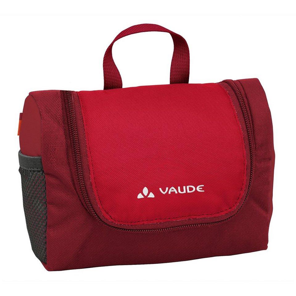 VAUDE Sport- und Freizeittasche »Bobby Toiletbag Kids« in rot