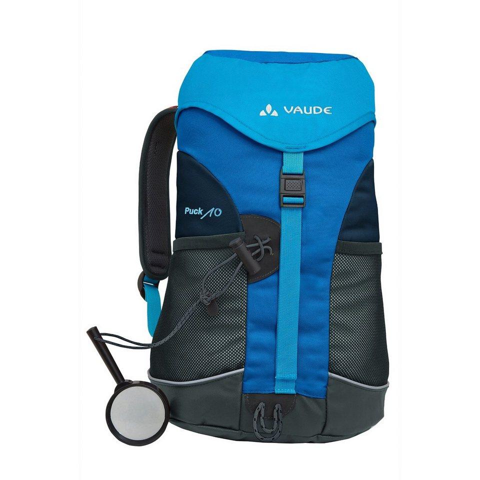 VAUDE Sport- und Freizeittasche »Puck 10 Backpack Kids« in blau