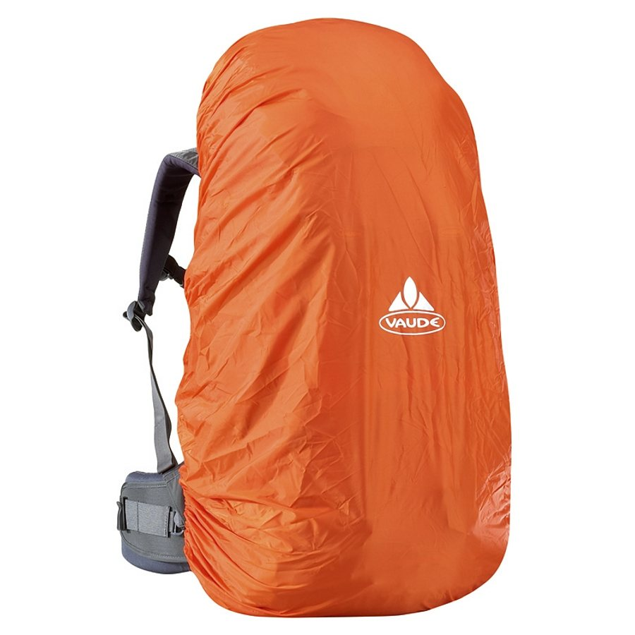 VAUDE Sport- und Freizeittasche »Raincover for Backpacks 30-55 l« in orange