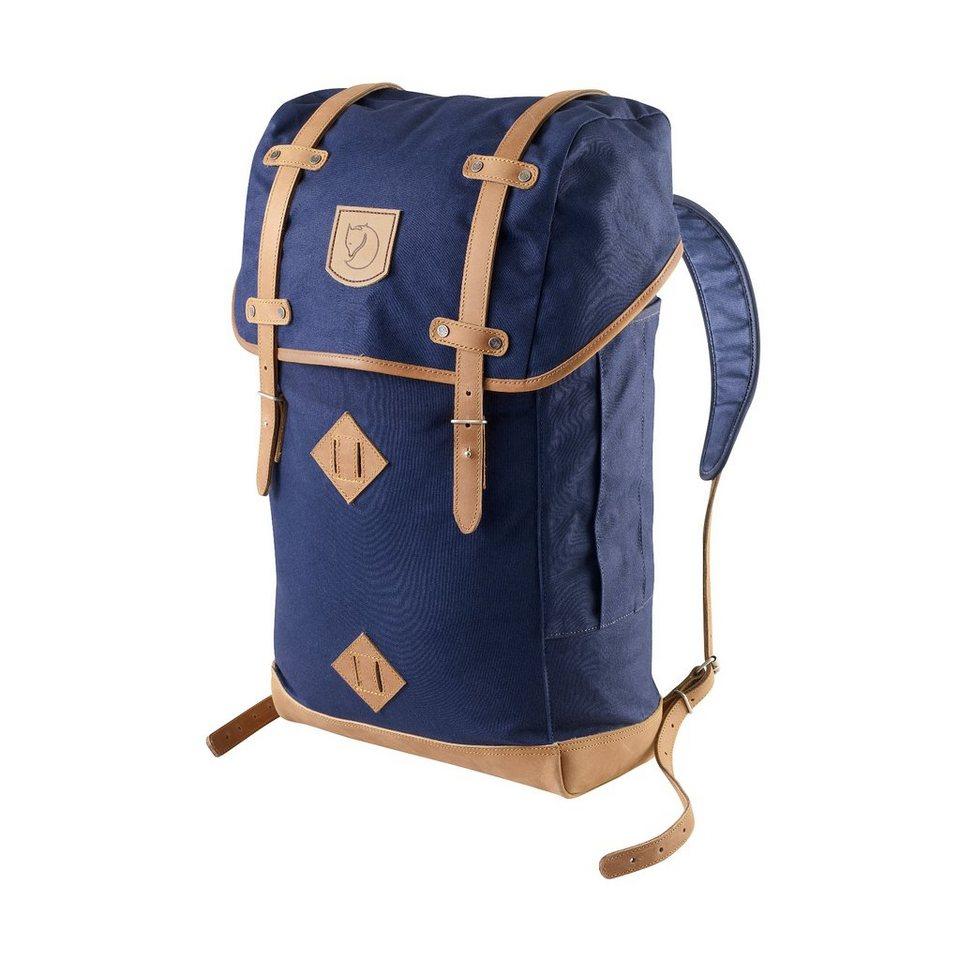 Fjällräven Sport- und Freizeittasche »No.21 Rucksack Large« in blau