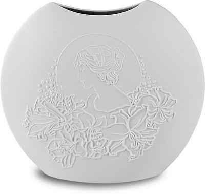 Kaiser Porzellan Tischvase »Vase Leona« (1 Stück), aus Biskuitporzellan