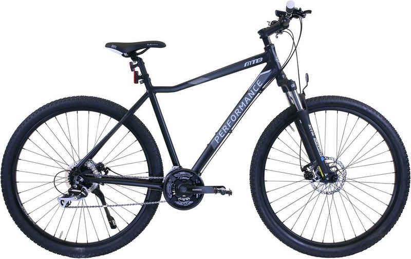 Performance Mountainbike, Shimano ACERA RDM360 Schaltwerk, Kettenschaltung