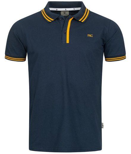 Rock Creek Poloshirt »Herren T-Shirt mit Polokragen H-283«