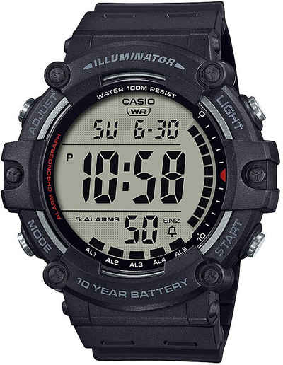 Casio Collection Chronograph »AE-1500WH-1AVEF«