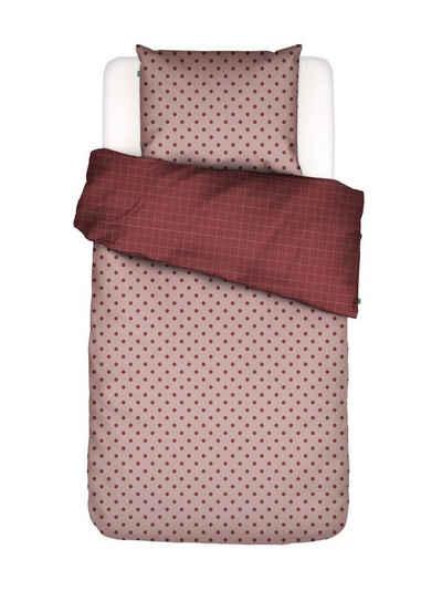 Bettwäsche »Turn Over«, Covers & Co, aus GOTS-zertifiziertem Baumwollperkal