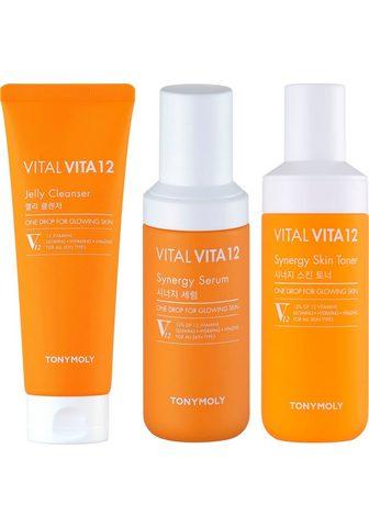 TONYMOLY Gesichtspflege-Set »Vital Vita 12« rin...