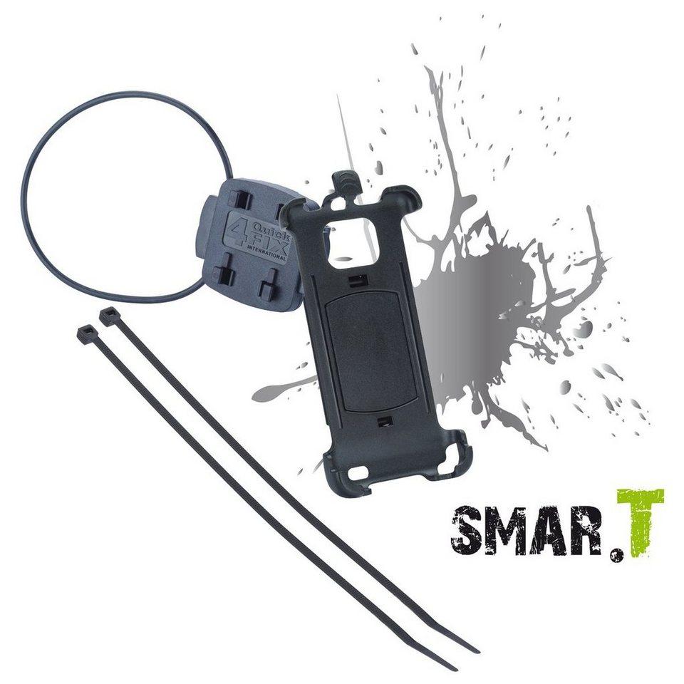 SMAR.T Fahrradhalterung »phone für Samsung Galaxy SII« in Schwarz