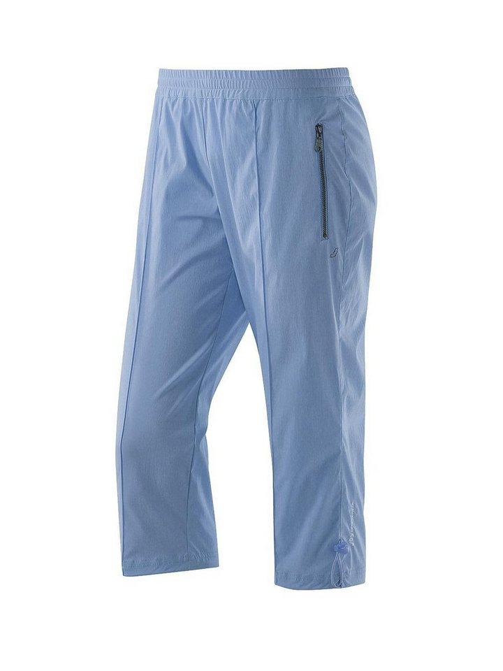 JOY sportswear Caprihose »MIA« in blue bonnet