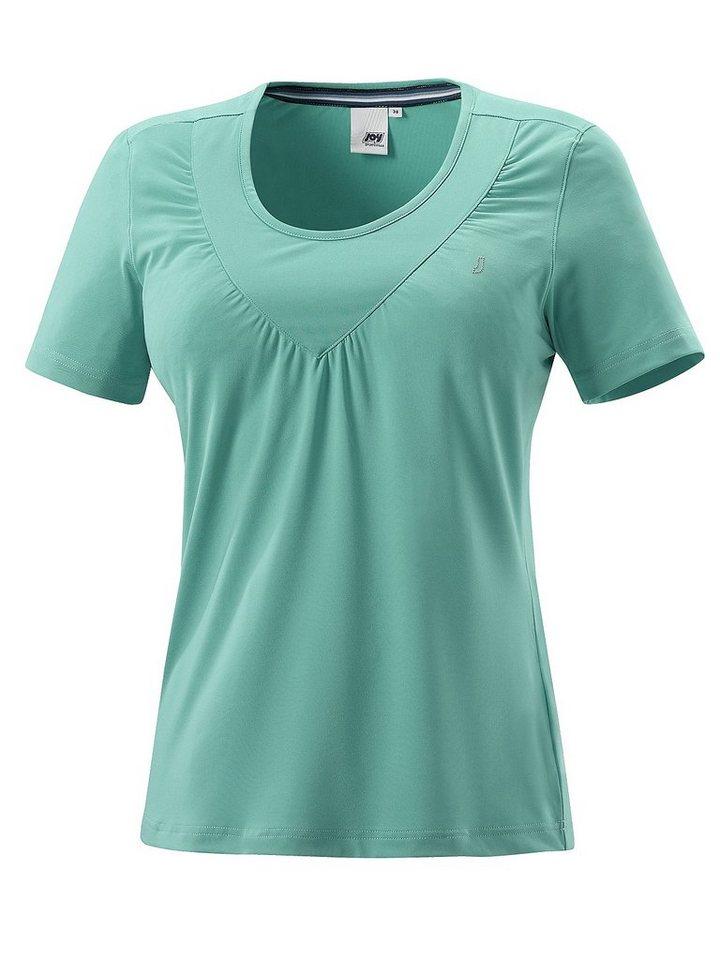 JOY sportswear T-Shirt »ASSINA« in atlantis