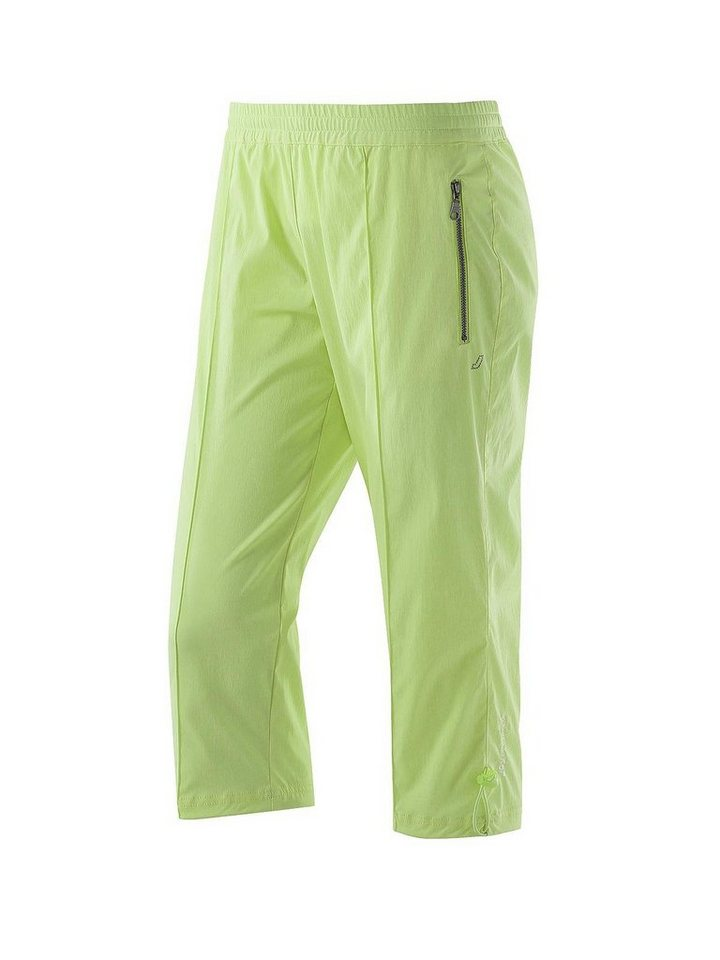 JOY sportswear Caprihose »MIA« in eden