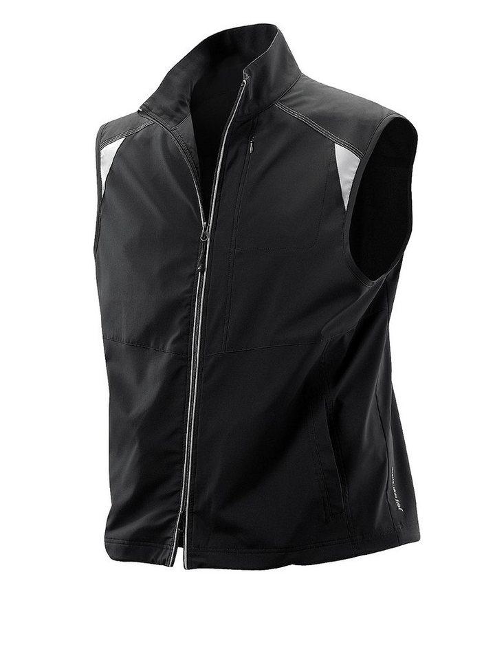 JOY sportswear Weste »DALE« in black