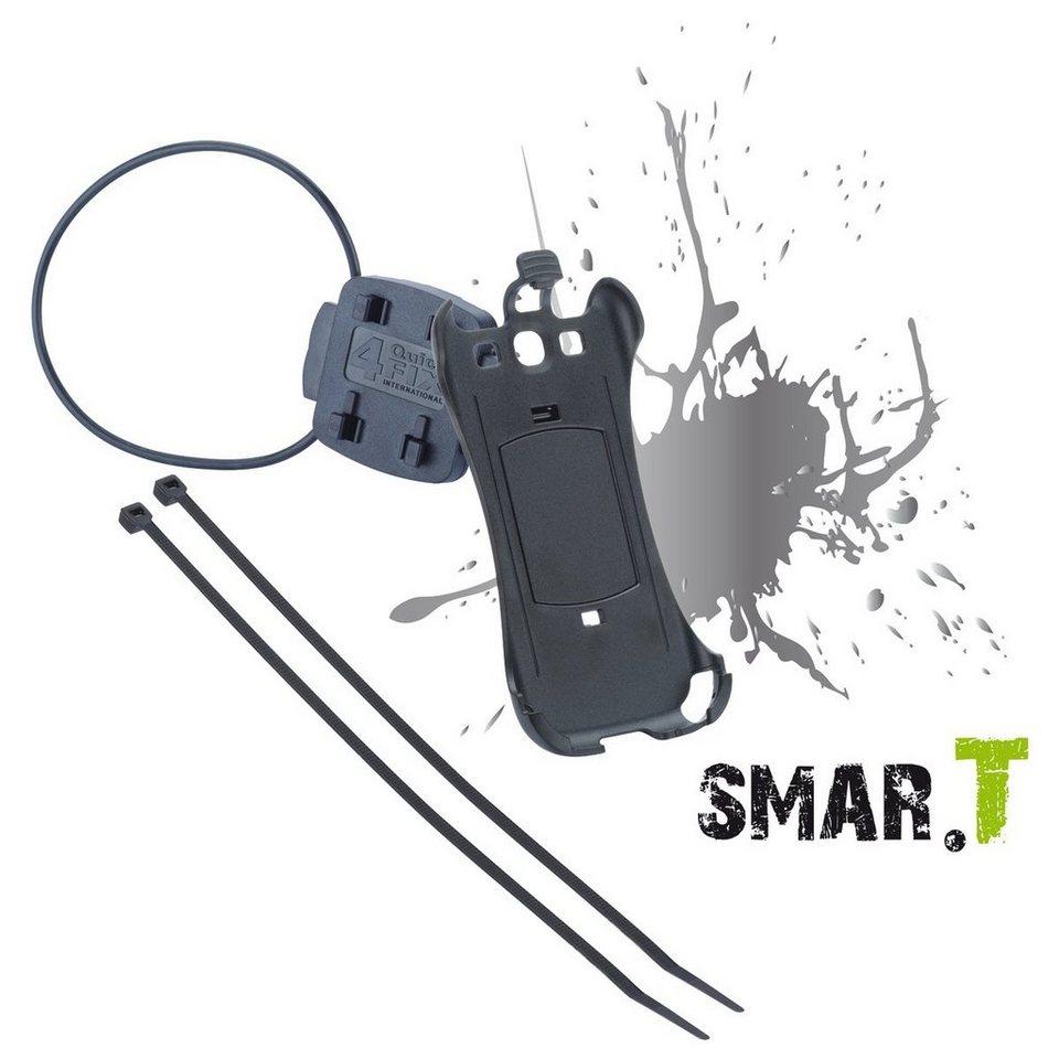 SMAR.T Fahrradhalterung »phone für Samsung Galaxy SIII« in Schwarz