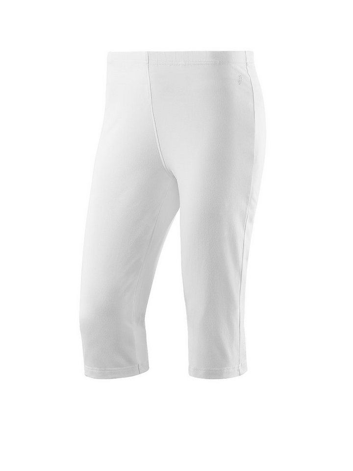 JOY sportswear Caprihose »FALKA« in white