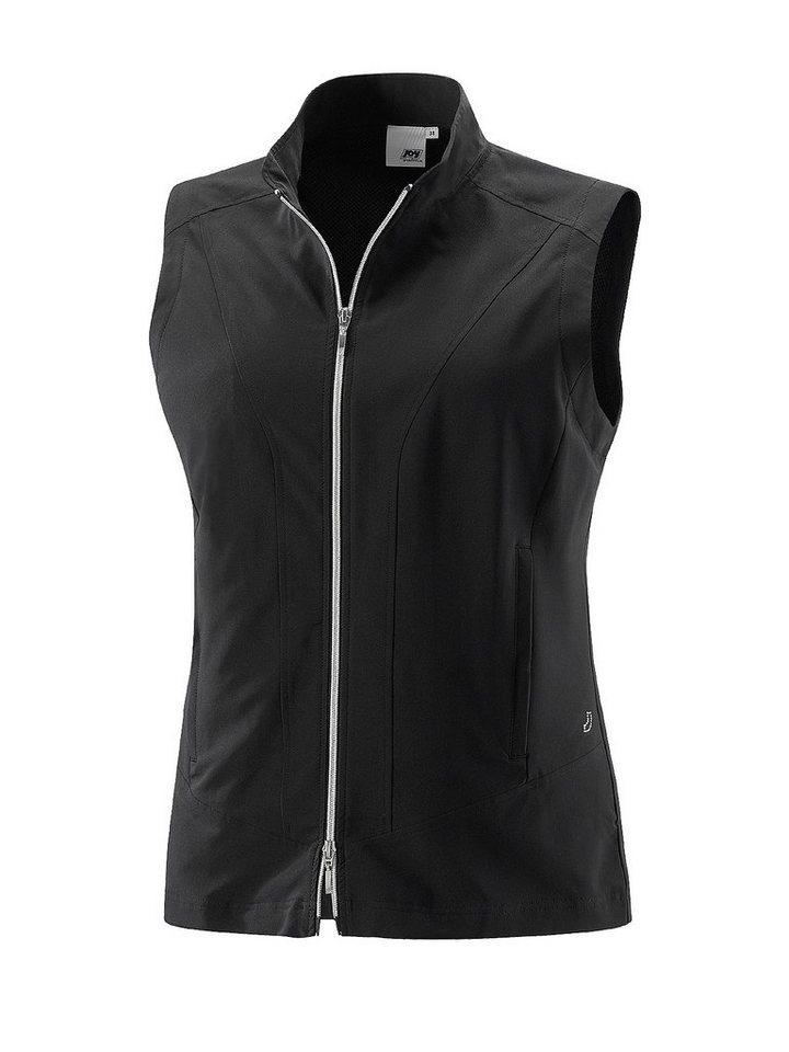 JOY sportswear Weste »DARIA« in black