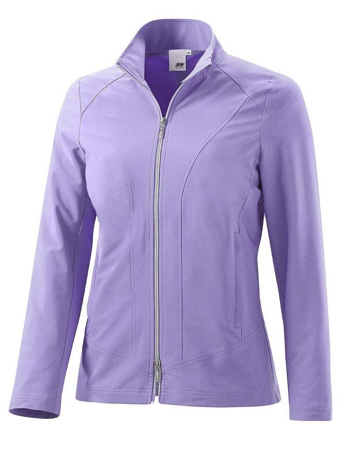 JOY sportswear Jacke »KATJA« in lavender