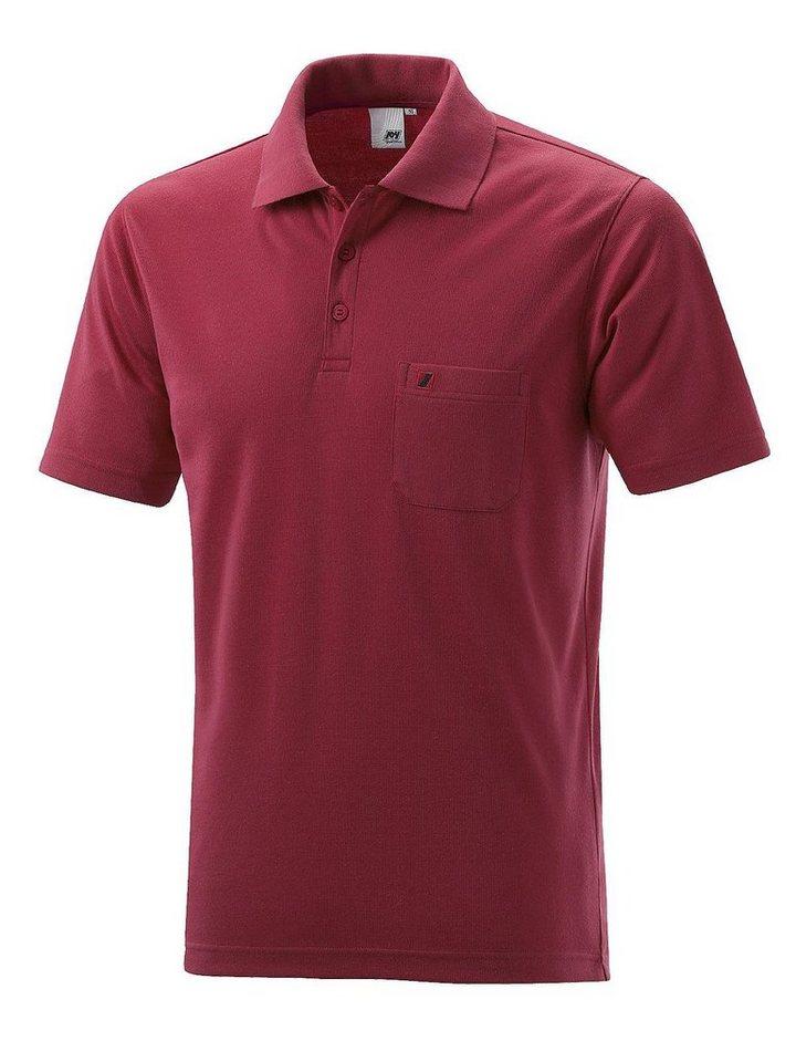 JOY sportswear Polo »ALONZO« in tomato