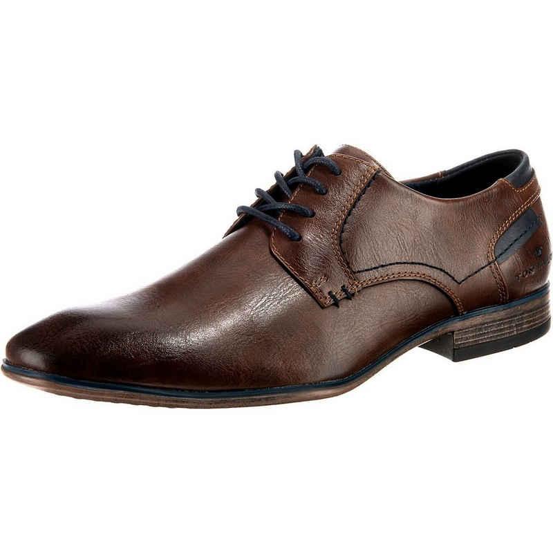TOM TAILOR »Business Schuhe« Schnürschuh