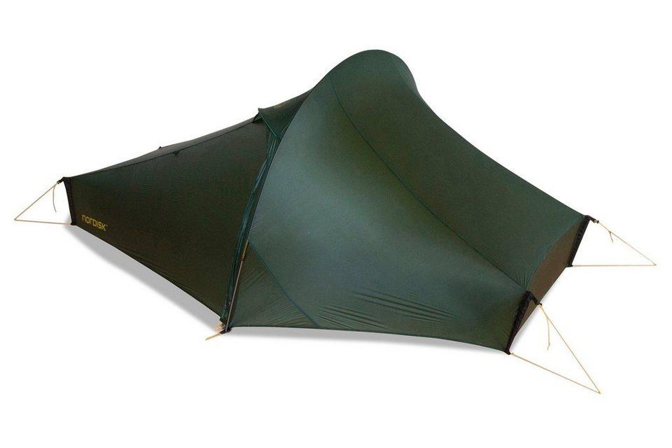 Nordisk Zelt »Telemark 2 Light Weight Tent« in grün