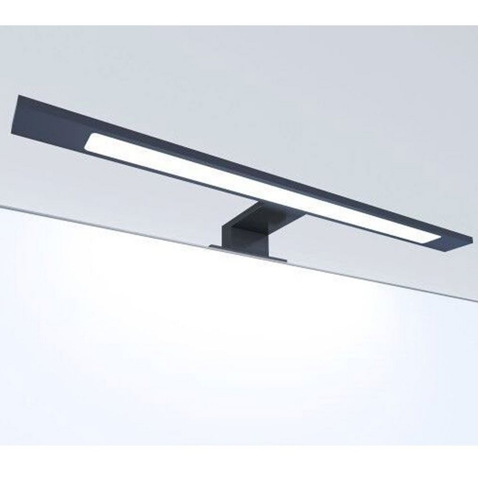 kalb Spiegelleuchte »kalb LED Badleuchte schwarz 20mm Spiegellampe  Spiegelleuchte Aufbauleuchte« online kaufen   OTTO