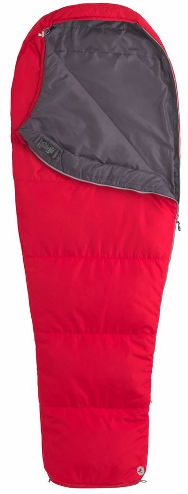 Marmot Schlafsack »NanoWave 45 Sleeping Bag Long« in rot