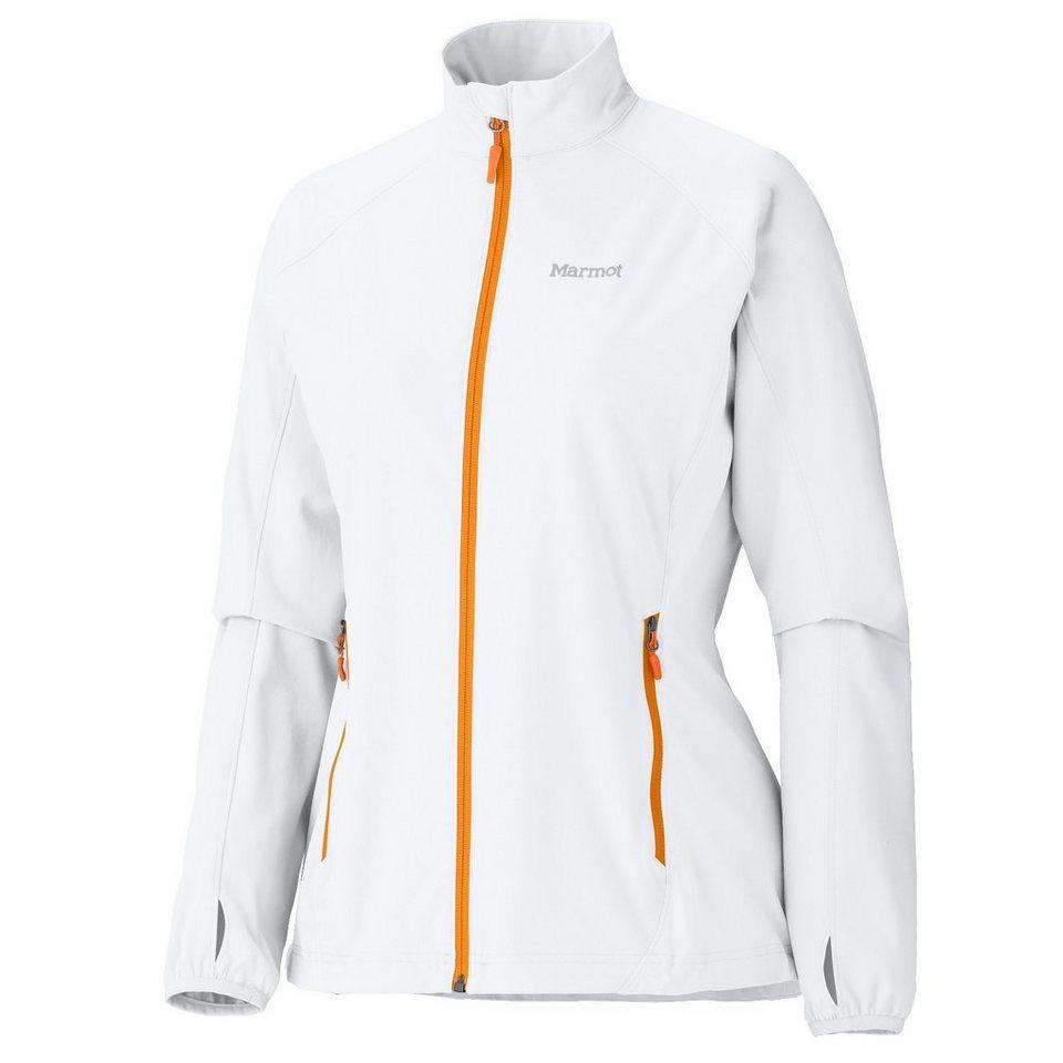 Marmot Softshelljacke »Fusion Jacket Women« in weiß