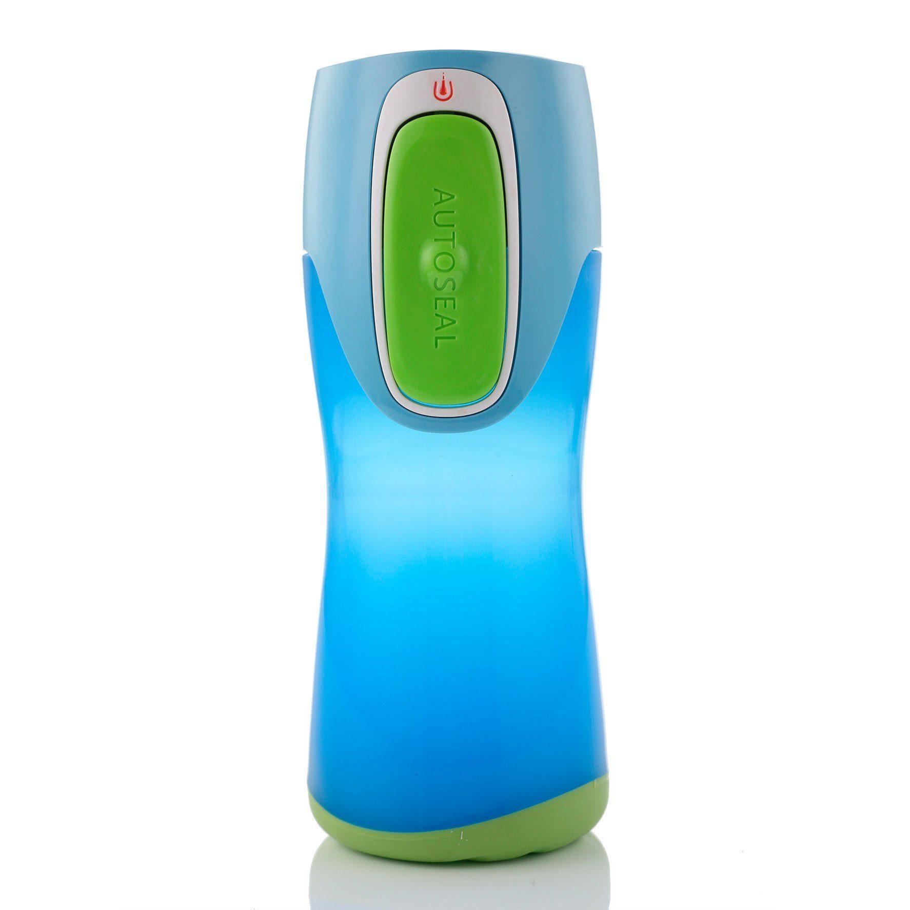 CONTIGO Trinkflasche »Runabout Kids 270ml blue/green«