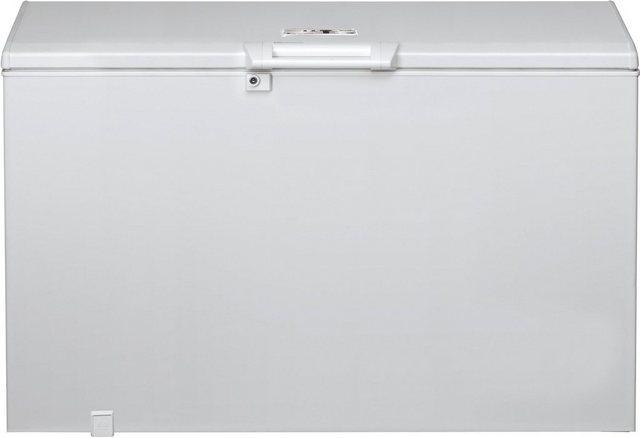 BAUKNECHT Gefriertruhe GTE 508 FA, 118 cm breit, 315 l