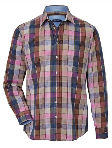 Schlussverkauf Babista Hemd in Leinenoptik