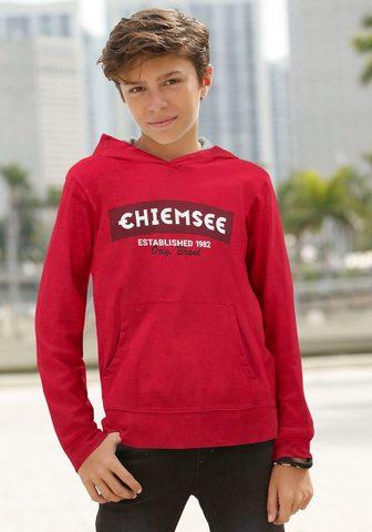 Chiemsee Marškinėliai su gobtuvu »mit Logodruck...