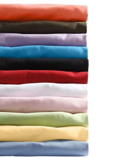 Classic Basics Shirt in Single-Jersey-Qualität