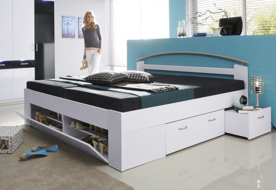 stauraumbett online kaufen otto. Black Bedroom Furniture Sets. Home Design Ideas