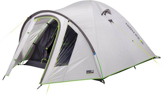 High Peak Kuppelzelt »Zelt Nevada 5.0«, Personen: 5 (mit Transporttasche)