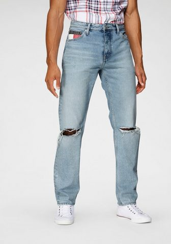 Tommy Jeans Tommy Džinsai Straight-Jeans »ETHAN RL...