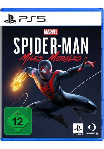 PlayStation 5 Marvel's Spider-Man: Miles Morales
