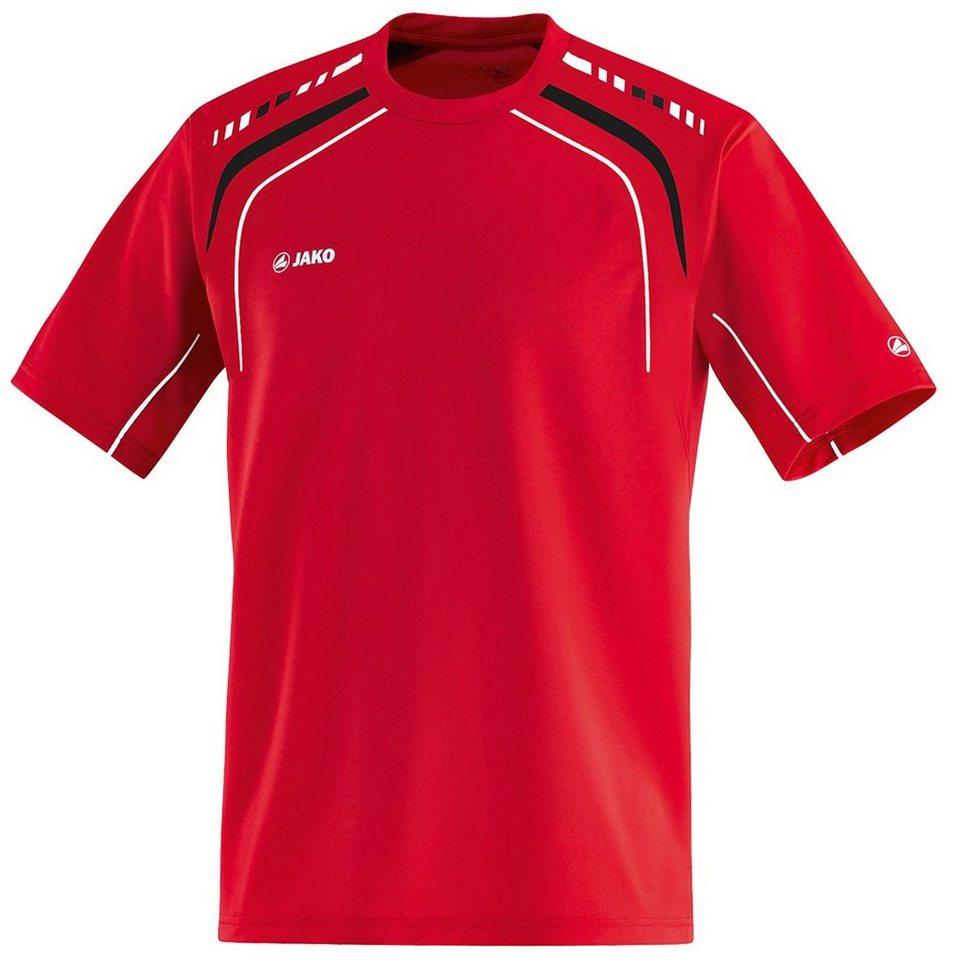 JAKO T-Shirt Champion Damen in rot/schwarz