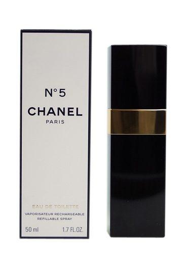 CHANEL Eau de Toilette »No 5«