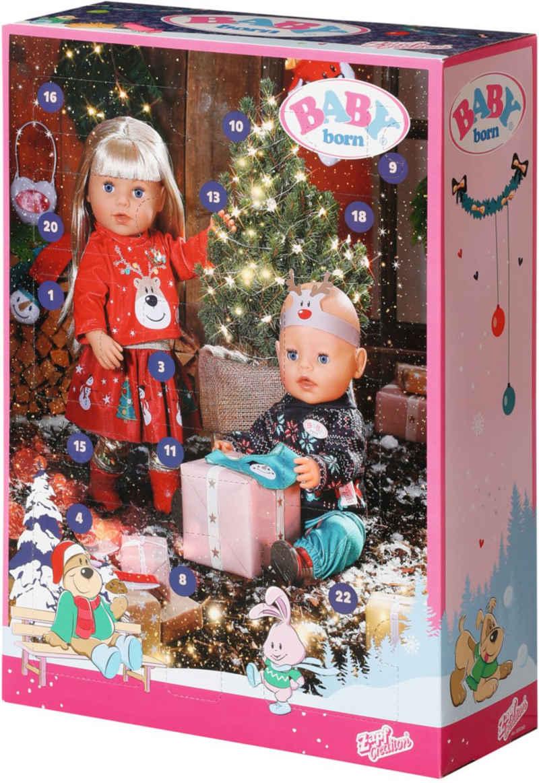 Baby Born Adventskalender »BABY born®«