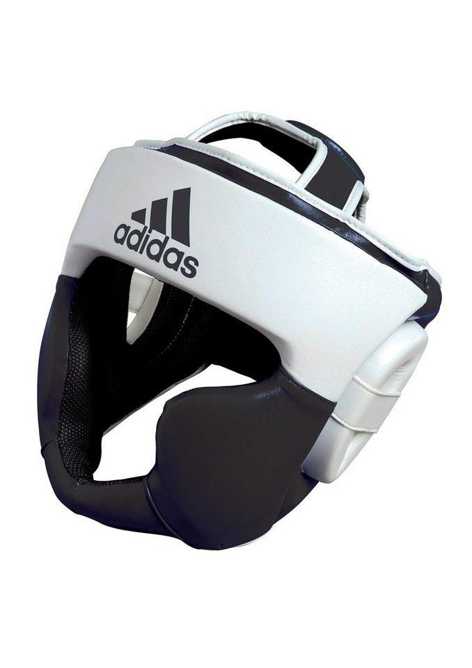 Sparring-Kopfschutz, adidas Performance, »RESPONSE«, in 5 Größen lieferbar in schwarz
