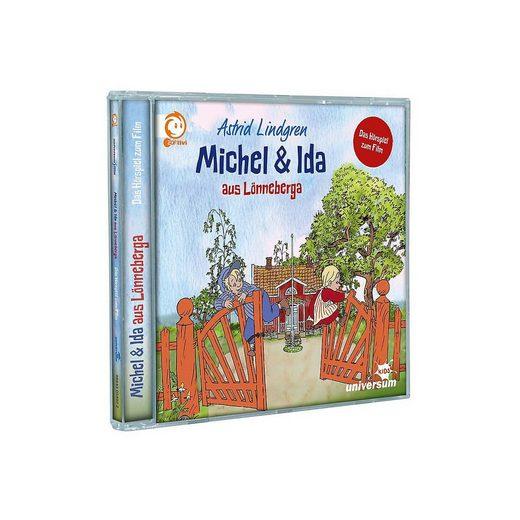 Universum Hörspiel »CD Lindgren: Michel & Ida aus Lönneberga«