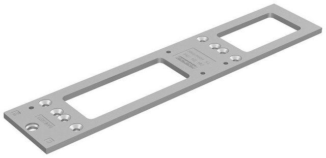 GEZE Türschließer »GEZE - Montageplatte«, Passend zu GEZE Türschließer TS 4000 & TS 5000