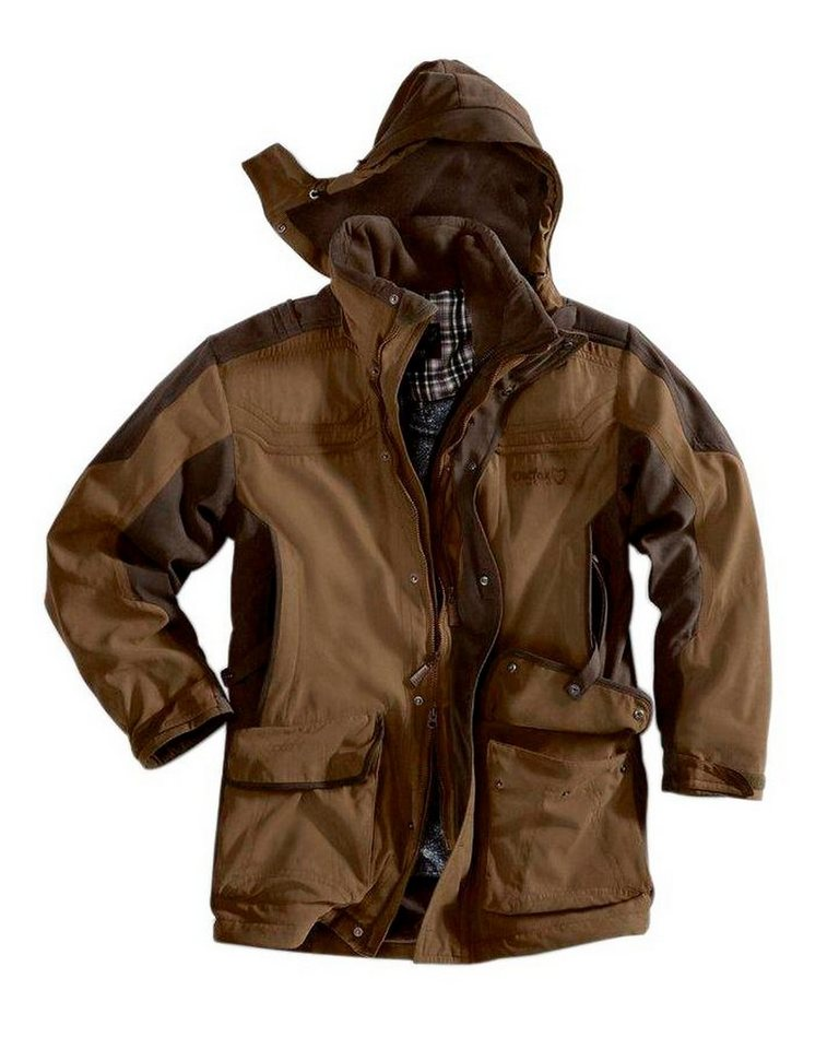Outfox Performance Jacke in Teak