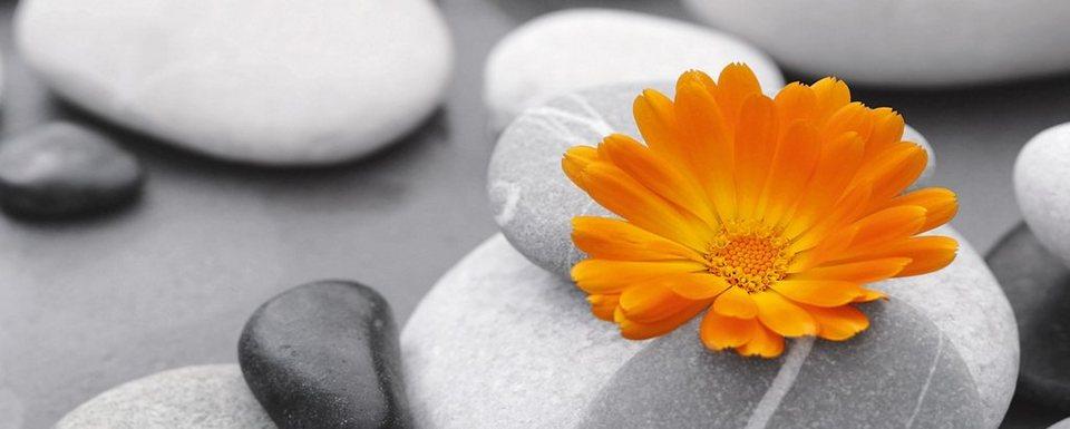 Bild, EUROGRAPHICS, 125/50 cm in orange