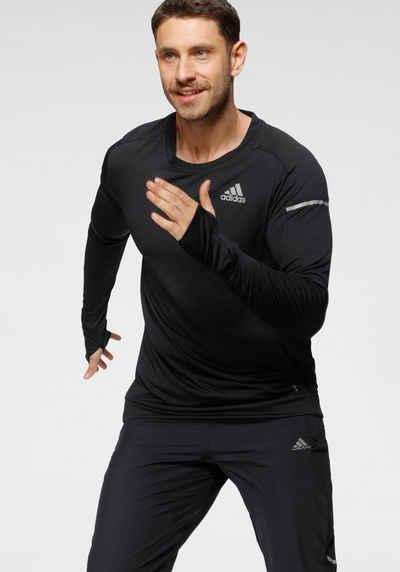 adidas Performance Laufshirt »COOLER LONGSLEEVE«
