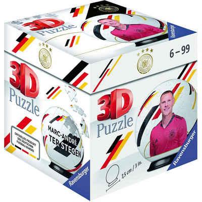 Ravensburger 3D-Puzzle »Puzzle-Ball DFB Spieler Marc-André ter Stegen«, Puzzleteile