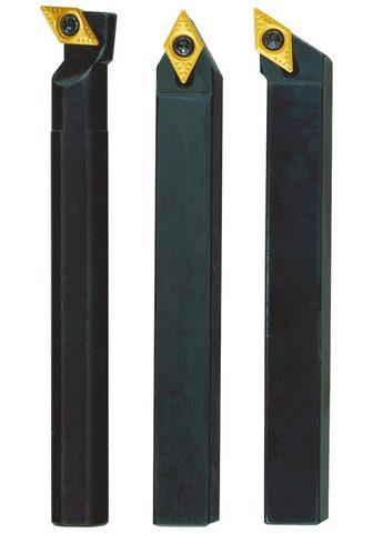 Proxxon Drehstahl (Set 3-tlg) 8 x 8 x 90 su HM...