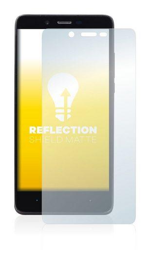 upscreen Schutzfolie »für Elephone P6000 Pro«, Folie Schutzfolie matt entspiegelt
