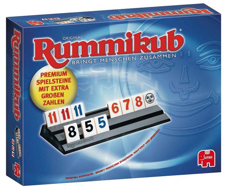 Spielregel Rummikub